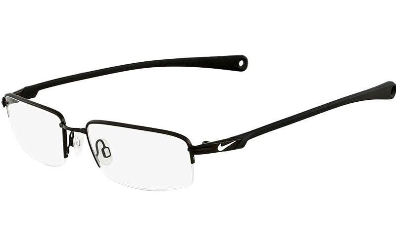 Nike Black Frame Glasses : NIike Glasses 4250 Bowden Opticians
