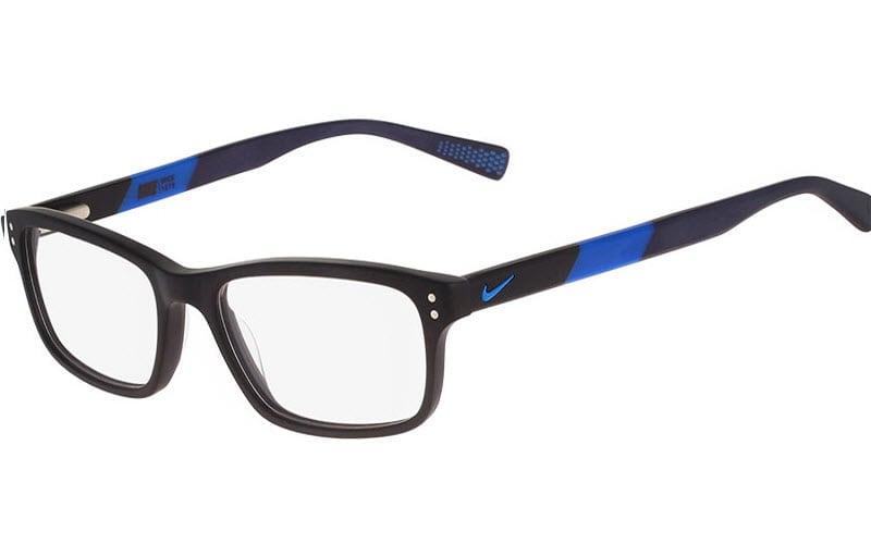 blue nike glasses